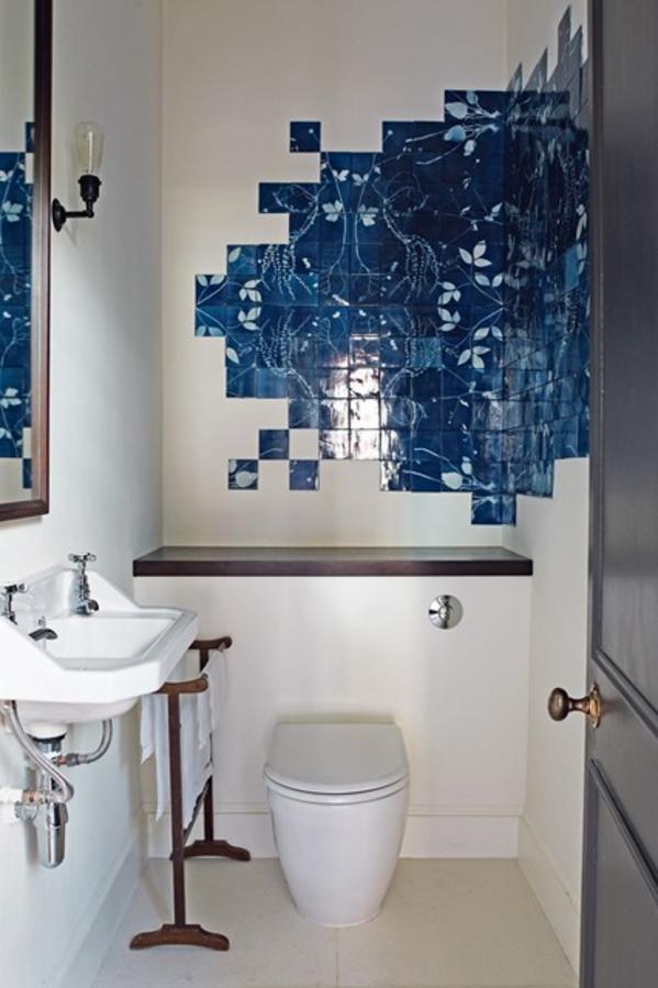 15 съвета за интериора на малката тоалетна